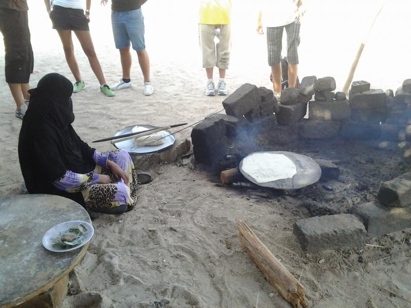 Bedouins life