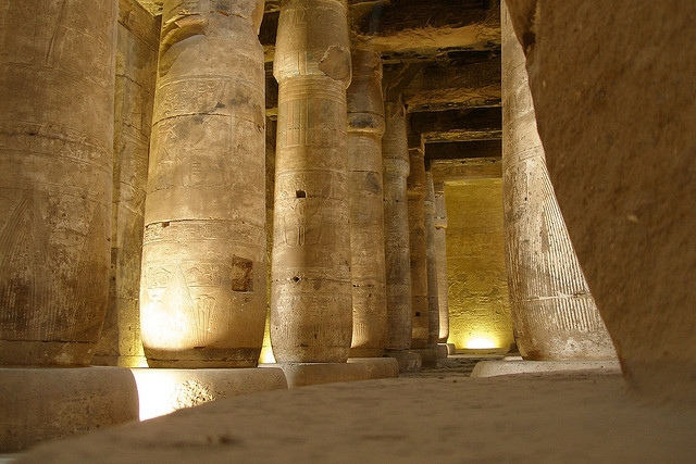 Seti I Temple in Upper Egypt