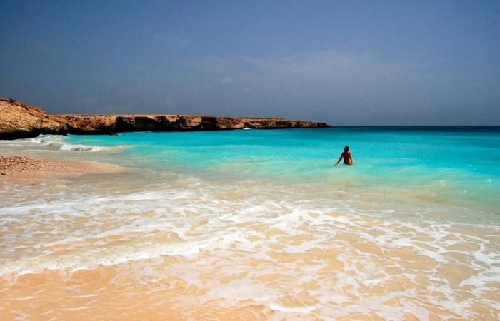 The Coast of Dhofar