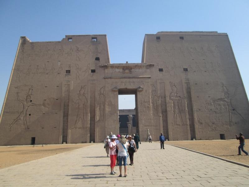 Tempio di Edfu