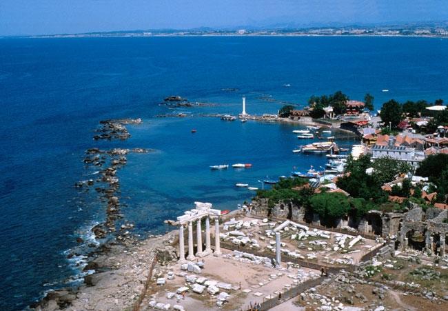 One Day Tour in Antalya