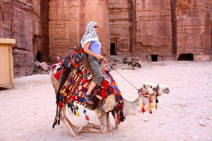 Passeio em Petra saindo de Aqaba