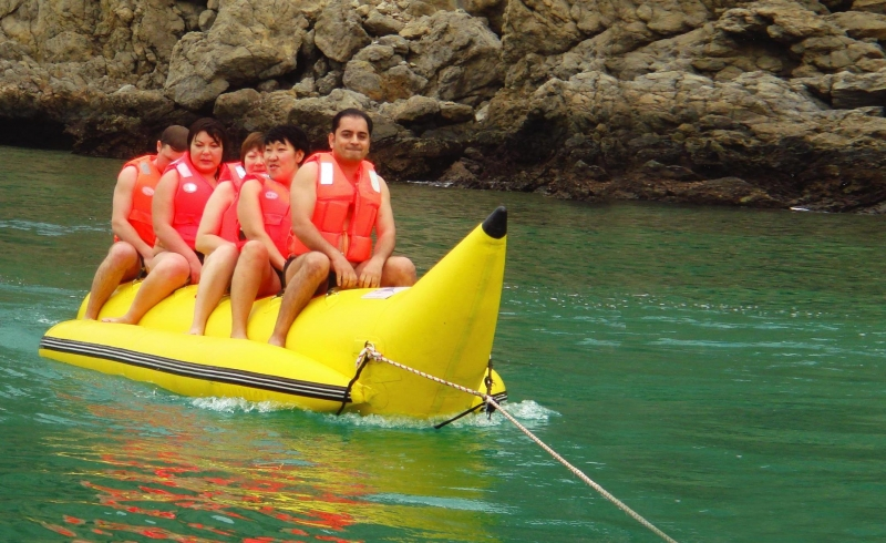 Water Activities in Musandam