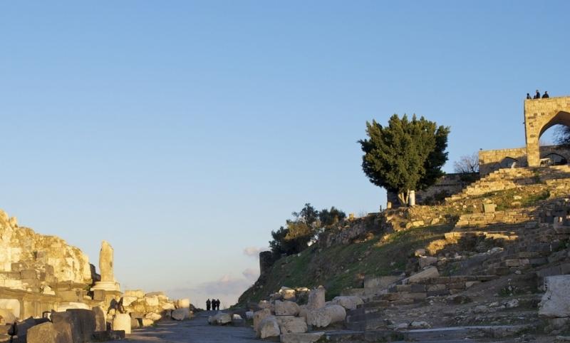 Città di Umm Qays