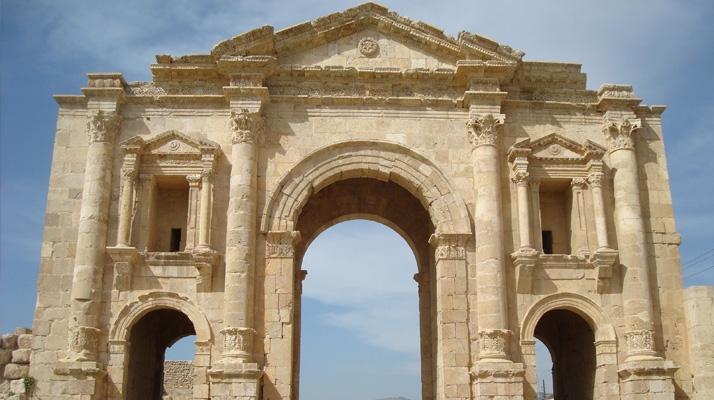 Jerash, Amán
