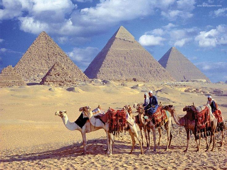 Port Sokhna to Cairo and Pyramids Day Tour