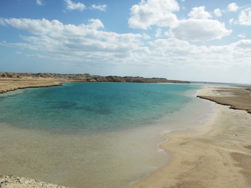 Ras Mohamed National Park in Red Sea, Egypt