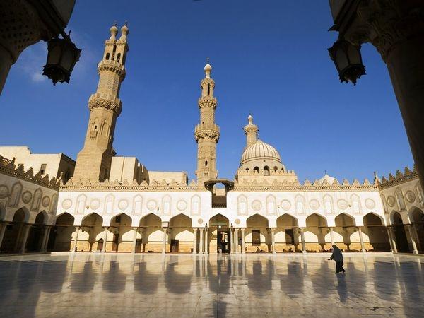 Al Azhar Mosque, Islamic Cairo