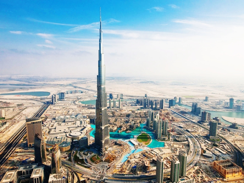 Best of Dubai and Oman Travel Package