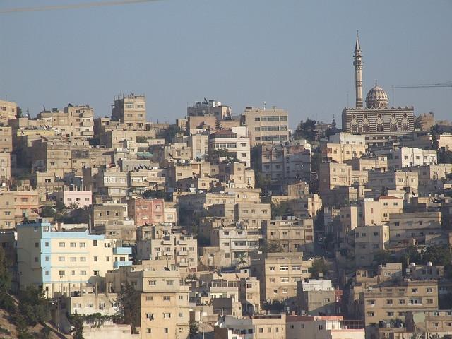 La ciudada antigua de Amán