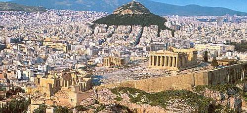 Viaje a Atenas y Mykonos