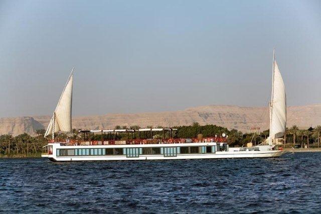 MS Feddya Dahabeya Luxury Nile Cruise