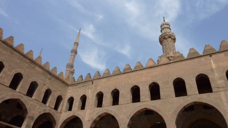 Mohammed Ali Mosque,