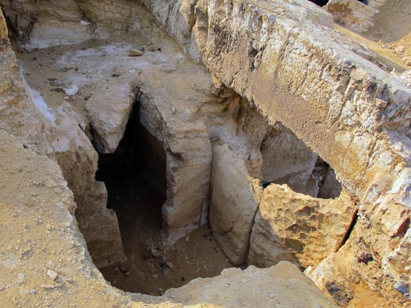 Djedefre Pyramid   Abu Rawash   Egypt