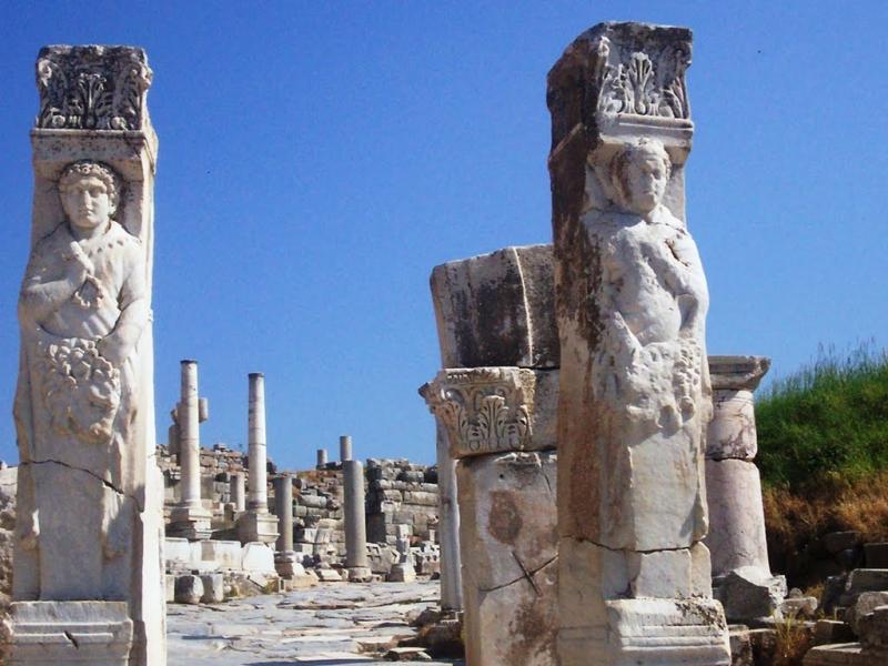 Excursão de Um Dia em Éfeso