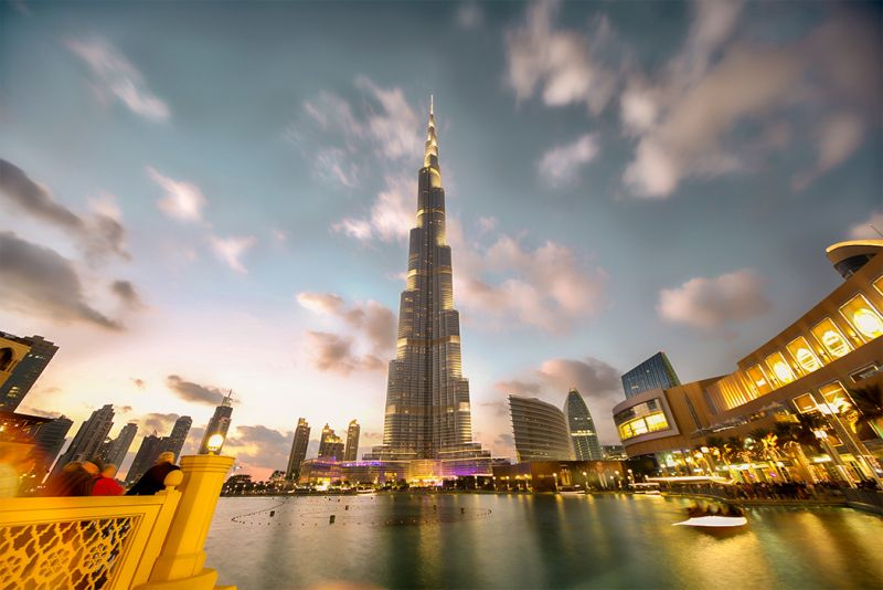 Who Built Burj Khalifa?