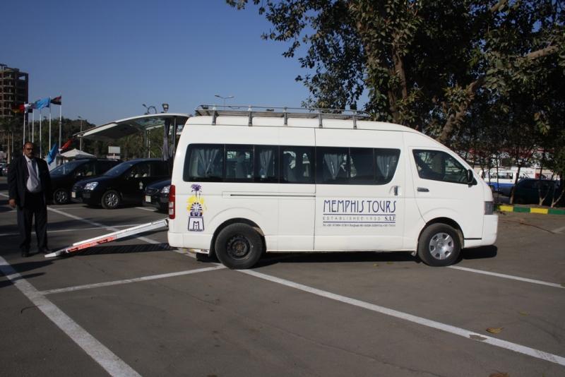 Memphis Tours Vans