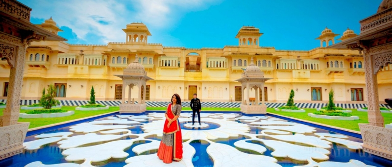 Top 5 hotels India