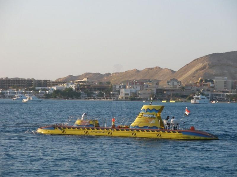 Submarine Adventure in El Gouna