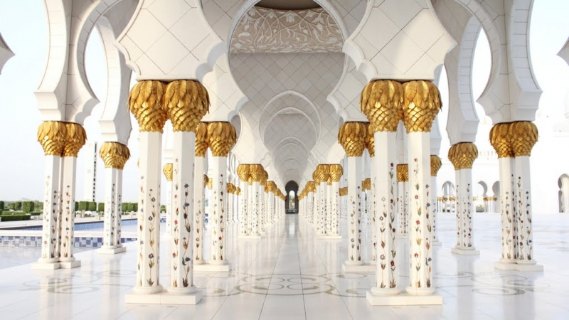 Moschea dello Sciecco Zayed