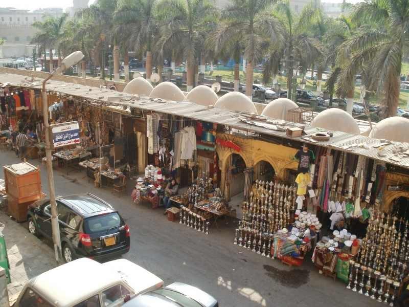 Khan el Kalili, souk du Caire