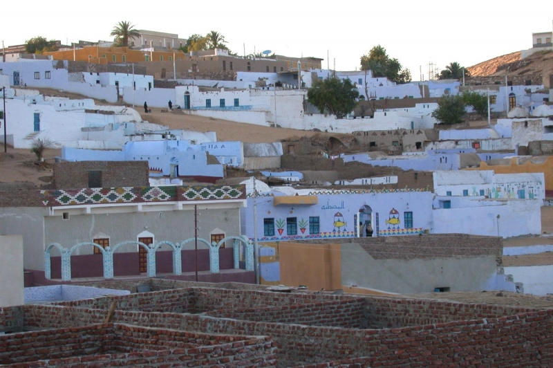 The Nubian Villages