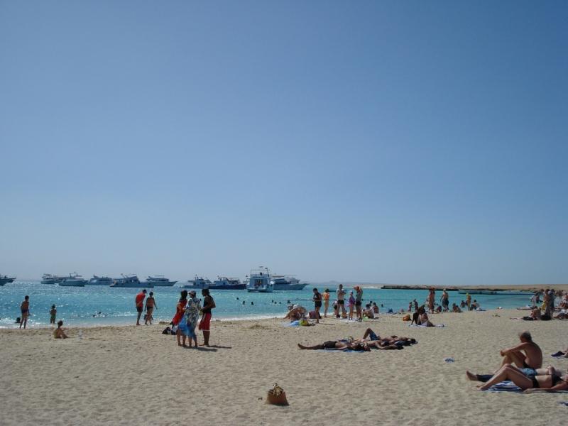 Giftun Island Beach