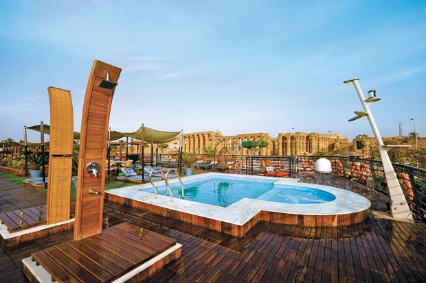 MS Mayfair Nile Cruise Pool