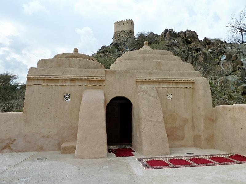 Moschea di Al Bidya, Emirato di Fujairah
