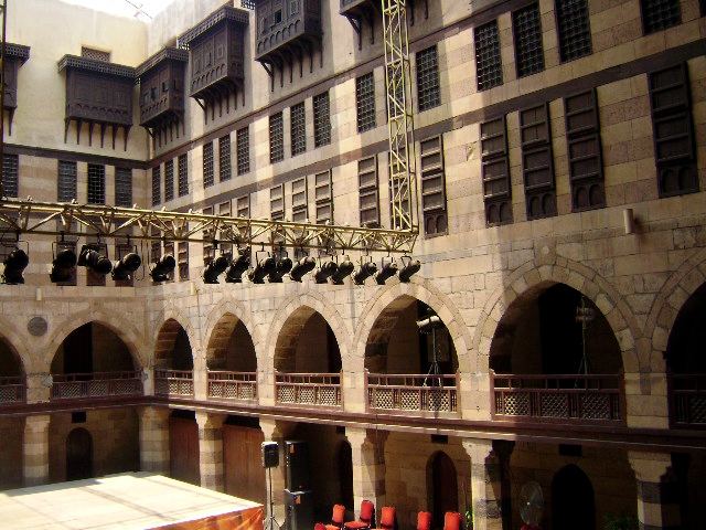 El Ghorya in Al-Muizz St ,Cairo