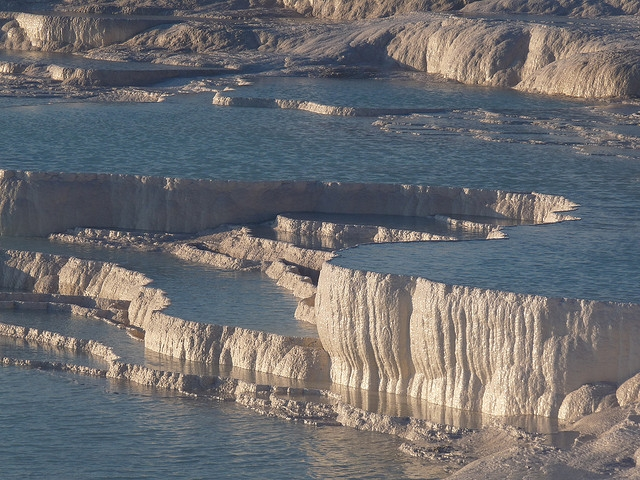 Travertines - Pamukkale