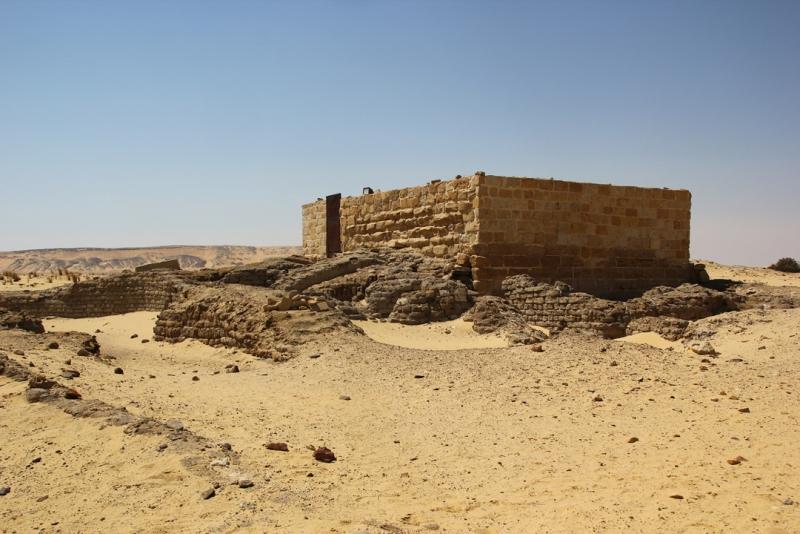 Bahariya Oasis Egypt