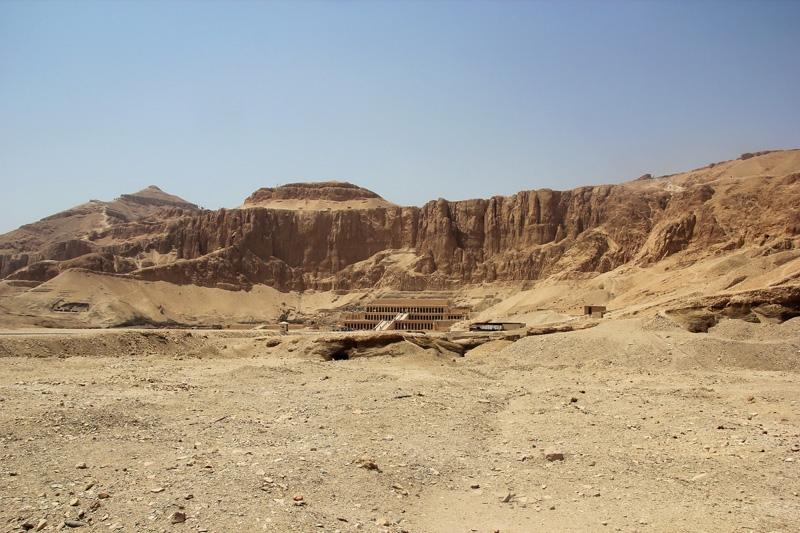 Hatshepsut Temple at El Deir El Bahary