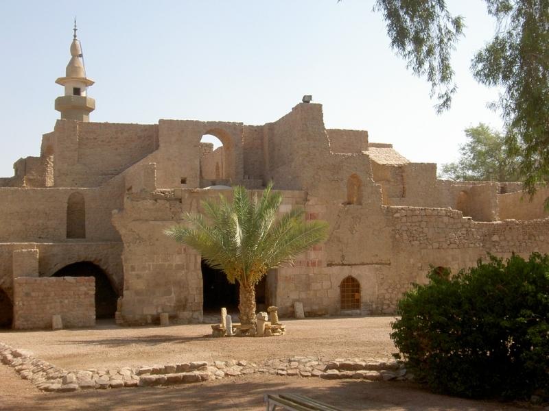 Fortezza Mamelucca di Aqaba, Giordania