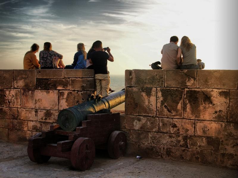 Forte de Essaouira - Marrocos
