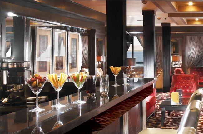 Steigenberger Minerva Nile Cruise Lounge Bar