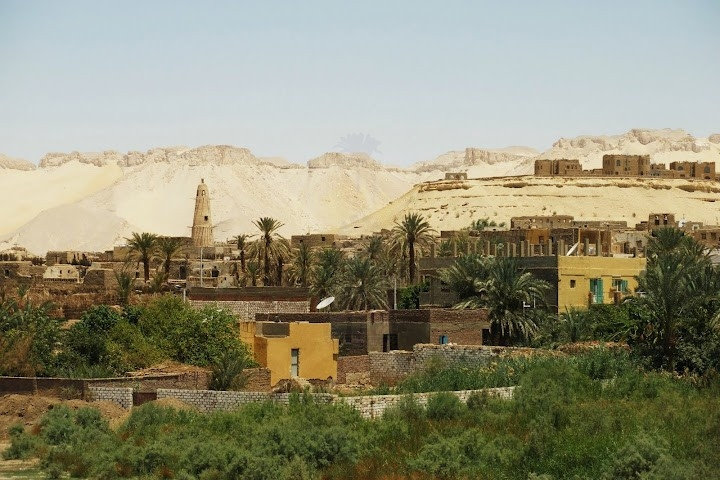 El Dakhla Oasis
