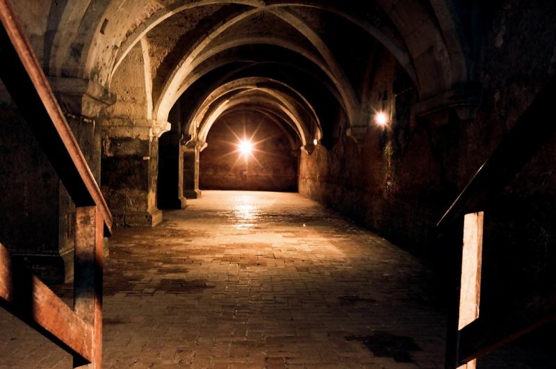 El Jadida inside Citadel