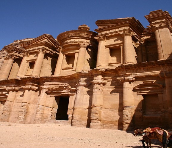 Petra, Jordânia