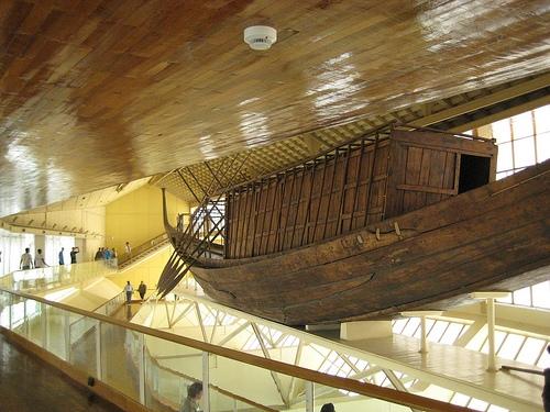 نتيجة بحث الصور عن Solar Boats- Khufu Boats