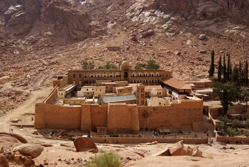 St Catherines Monastery