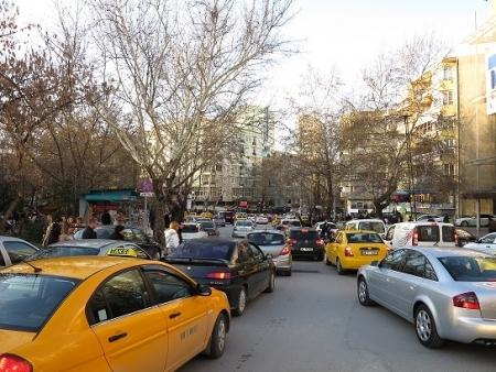 Sécurité routière en Turquie