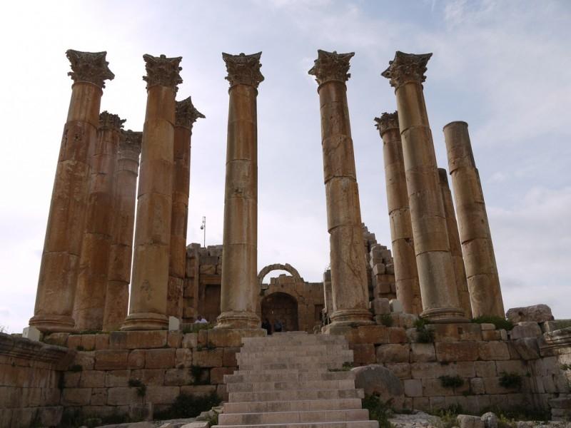 Artemis, Jerash