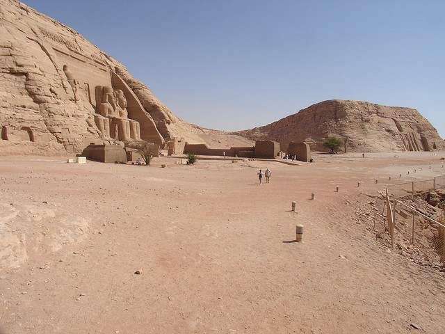 Abu Simble Temples, Upper Egypt
