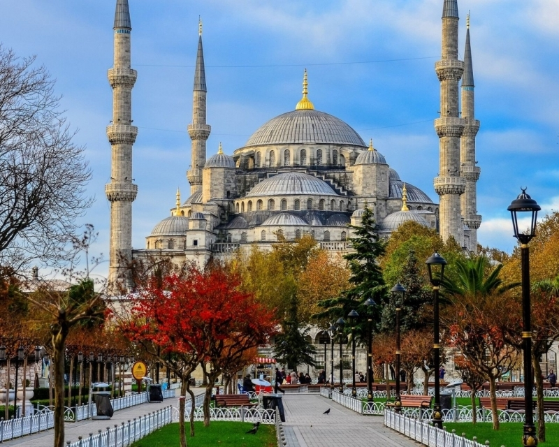 Attractions d'Istanbul