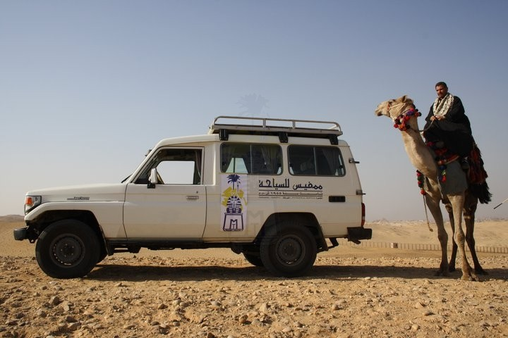 Джип-Сафари по Пустыне в Хургаде