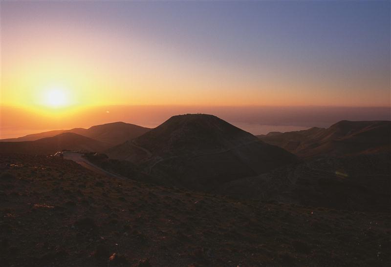 Mukawer at Sunset