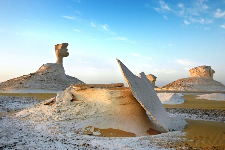 White Desert, The Western Desert