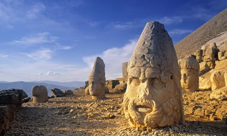 Miraculous Place in Turkey
