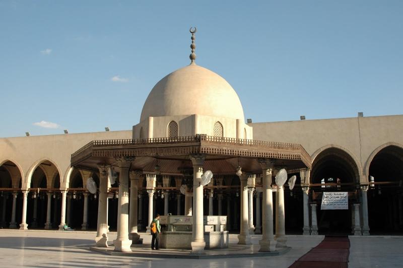 La Moschea di Amr Ibn El Aas